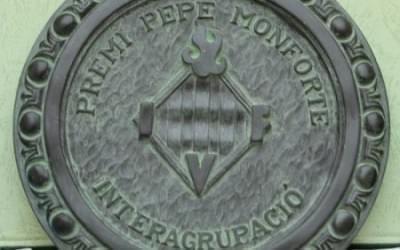 """VII edición de premios """"PEPE MONFORTE i Tudela"""""""