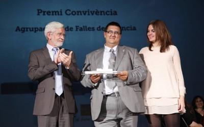 Premi Convivencia a les Agrupacións de Falles de València