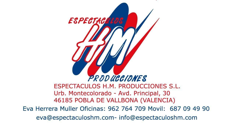 Espectáculos H.M. producciones S.L.