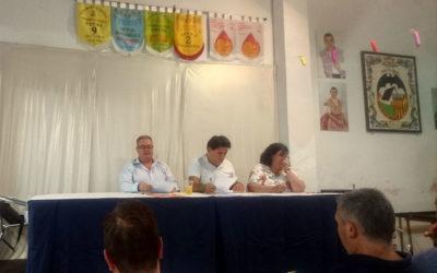Primera junta ejercicio 2019/20
